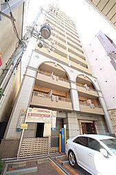 クラウンハイム北心斎橋フラワーコート[8階]の外観