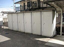 広島県東広島市西条中央5丁目の賃貸アパートの外観