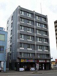北海道札幌市東区北十四条東7丁目の賃貸マンションの外観