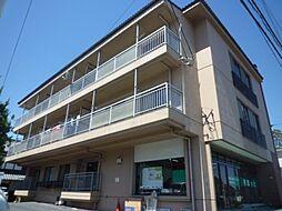 滋賀県大津市南郷1丁目の賃貸マンションの外観