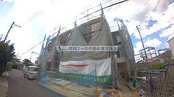 KsResidence瓢箪山[2階]の外観