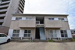 徳島県徳島市住吉6丁目の賃貸アパートの外観