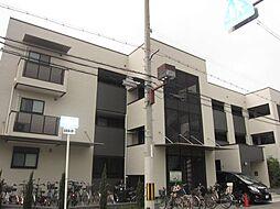 大阪府大阪市住吉区山之内2丁目の賃貸アパートの外観