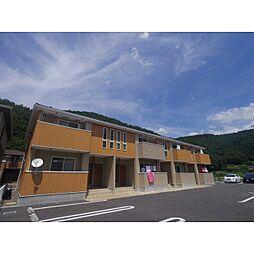長野県千曲市大字土口の賃貸アパートの外観