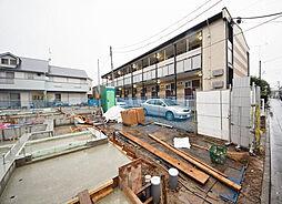 幸区小向西町新築計画[2階]の外観