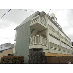 静岡県浜松市中区三組町の賃貸アパートの外観