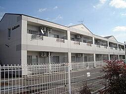 サンクレスト東広島[205号室]の外観