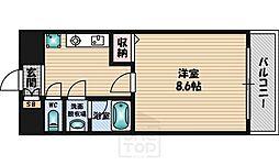 イケガミパート5[4階]の間取り