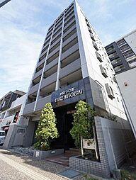 ピュアドームエタージュ箱崎[5階]の外観