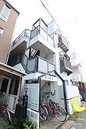 愛知県名古屋市昭和区山花町の賃貸マンションの外観