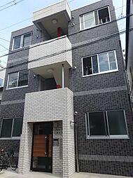 ジュネスtrois新大阪[2階]の外観