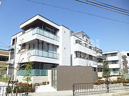 大阪府茨木市天王1丁目の賃貸マンションの外観