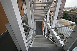 レオパレス芳野[2階]の外観