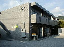長野県松本市大字南浅間の賃貸マンションの外観