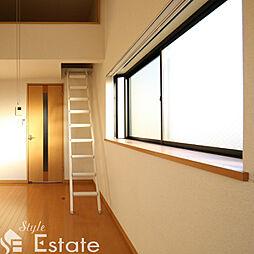 コンパートハウス上飯田[2階]の外観