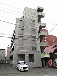 南16条ビル[202号室]の外観