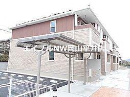 JR山陽本線 万富駅 5.3kmの賃貸アパート