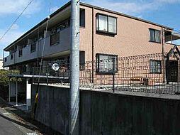 愛知県日進市藤塚6丁目の賃貸アパートの外観