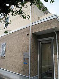 神奈川県横浜市港南区日野7丁目の賃貸アパートの外観
