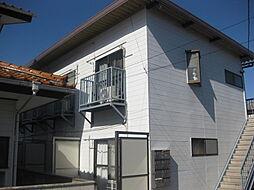 三樹ハイツ上中居[2階]の外観