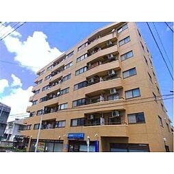 神奈川県横浜市鶴見区向井町1丁目の賃貸マンションの外観