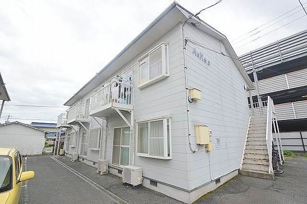 岡山県岡山市南区藤田の賃貸アパート