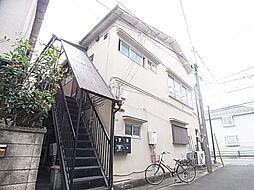 東京都足立区栗原3丁目の賃貸アパートの外観