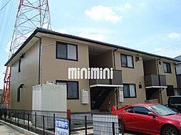 セジュール堂田[1階]の外観