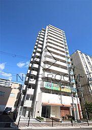 エステムコート南堀江IIICHURA[13階]の外観