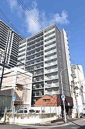 エス・キュート梅田東[0805号室]の外観