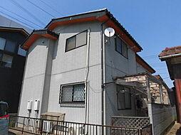 新潟県新潟市中央区笹口3丁目の賃貸アパートの外観