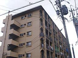 山崎ビル[603号室]の外観
