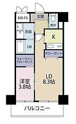 ラファエロ[7階]の間取り