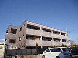 埼玉県桶川市大字坂田の賃貸マンションの外観
