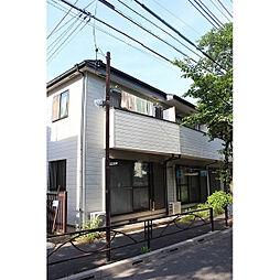 東京都葛飾区堀切3丁目の賃貸アパートの外観