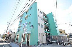 愛知県名古屋市千種区振甫町2丁目の賃貸マンションの外観