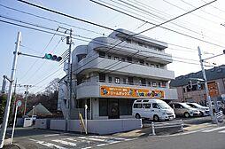 コンフォート鶴牧[4階]の外観
