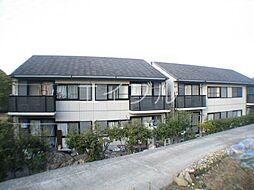 メゾントランキル B棟[2階]の外観