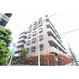 東京都世田谷区千歳台4丁目の賃貸マンションの外観
