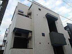 カーサコモド[1階]の外観
