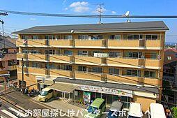 大阪府枚方市茄子作東町の賃貸マンションの外観