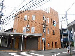 新潟県新潟市中央区東万代町の賃貸マンションの外観