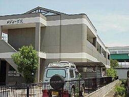 愛知県一宮市篭屋4丁目の賃貸アパートの外観
