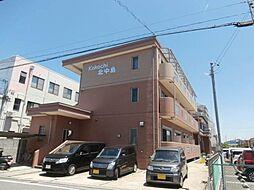 Kokochi北中島[2階]の外観