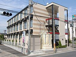 埼玉県戸田市美女木1の賃貸マンションの外観