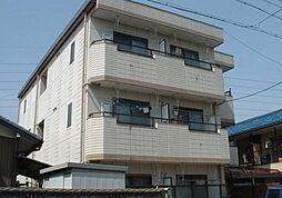 愛知県名古屋市守山区八剣1丁目の賃貸アパートの外観