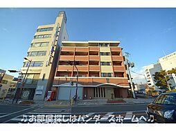 大阪府枚方市大垣内町2丁目の賃貸マンションの外観