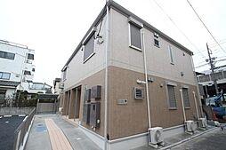 東武伊勢崎線 梅島駅 徒歩4分の賃貸アパート