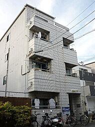 JPアパートメント港5[4階]の外観
