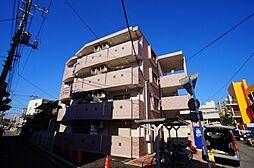 埼玉県熊谷市曙町1丁目の賃貸マンションの外観